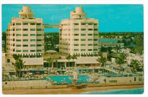 Florida   Miami Beach  The Sherry Frontenac Hotel