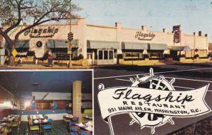 WASHINGTON DC; 40s-60s; Flagship Restaurant