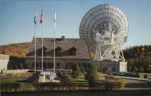Earth Station , Laurentides , Quebec , Canada , 50-60s