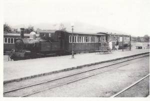 Fenella  1894 Victorian Build Ramsey Coach St Johns Station Isle Of Man Train...