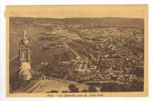 Oran Algeria, Vue generale prise de Santa Cruz, 00-10s
