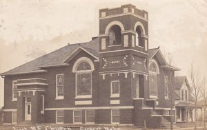RP; SARGEANT, Nebraska, PU-1913 ; First M. E. Church