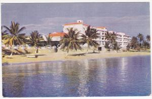 Sea-Side View, Tower Isle Hotel, JAMAICA, British West Indies, 40-60s