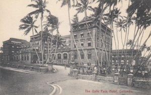COLOMBO , Ceylon , 00-10s ; The Galle Face Hotel