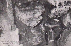 National Bridge Caverns Of Luray Virginia