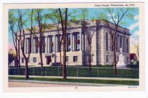 Court House, Watertown, South Dakota, 1930-1940s