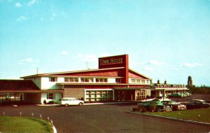 New York Albany Town House Motor Hotel