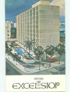 Pre-1980 EXCELSIOR HOTEL San Juan Puerto Rico PR HQ3276