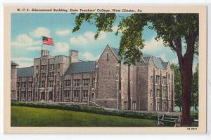 State Teachers College, West Chester PA