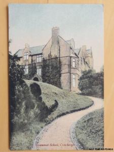 c1905 - Grammar School, Crewkerne 160515