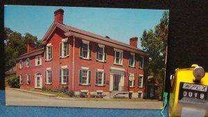 STD Vintage Mansion Museum Pionee Memorial State Park Harrodsburg Kentucky Unpos