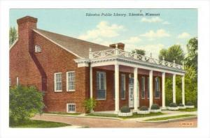Sikeston Public Library, Sikeston, Missouri, 1900-1910s