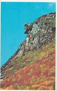 New Hampshire White Mountains The Old Man Of The Mountains