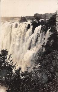 DR Congo Mweka waterfall, wasserfall 1932