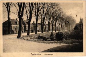 CPA APPINGEDAM Noorder singel NETHERLANDS (706100)
