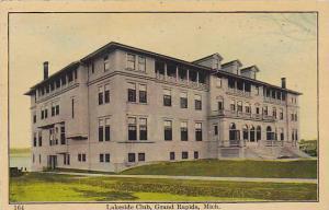 Lakeside Club, Grand Rapids, Michigan, PU-1908
