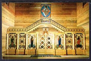 St John the Baptist,Ukrainian Catholic Church,Hunter,NY BIN