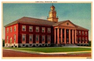 Massachusetts  Wareham , Town Hall