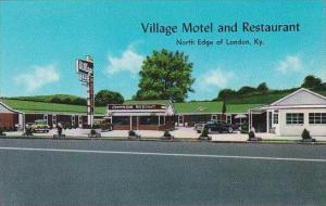 Kentucky London Village Motel &  Restaurant