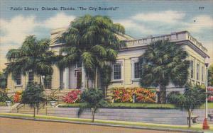 Florida Orlando Public Library