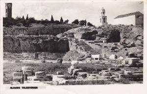 RP: Eleusis Telesterion , Greece , 40-50s