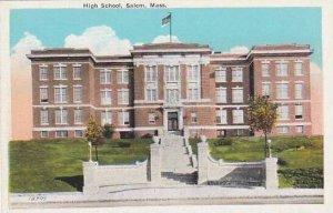 Massachusetts Salem High School