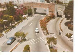 Postal 035846 : Gibraltar south Port Gate