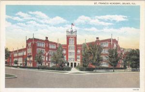 JOLIET, Illinois, 1900-1910s; St. Francis Academy