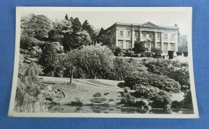 Vintage RP Postcard Civil Defence Staff College Berkshire Postmarked 1958 B1D
