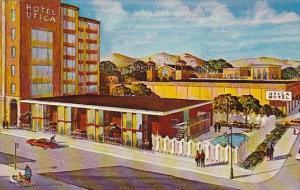 New York Utica Motel And Hotel Utica