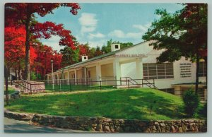 Ridgecrest North Carolina~Ridgecrest Baptist Assembly~Children's Building~1960s