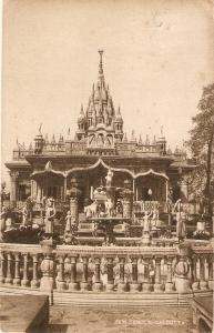 Calcutta, India. Jain Tempe Tuck Photogravure Series PC #  ?