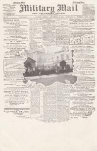 LONDON , UK , 1903 , Military Mail Newspaper, Friday Dec 4th 1903