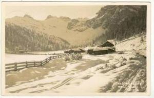 RP  Schliokeralp, Fulpmes, Austria, PU 1941
