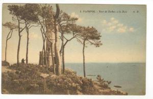 Tour De Kerhoc Et La Baie, Paimpol (Côtes-d'Armor), France, 1900-1910s