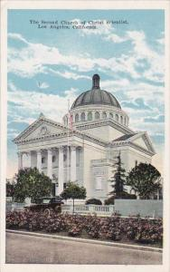 California Los Angeles The Second Church 1948