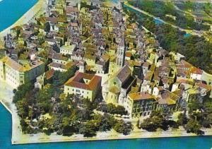 Croatia Trogir Aerial View