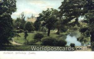 Sweden, Sverige Castlepark, Gothenburg Castlepark, Gothenburg