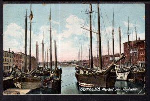 Market Slip,Highwater,St John,New Brunswick,Canada BIN