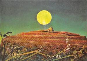 Max Ernst, Die ganze Stadt, La Ville Entiere Kunsthaus Zuerich Moonlight