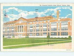 W-Border HIGH SCHOOL Toledo Ohio OH k0330