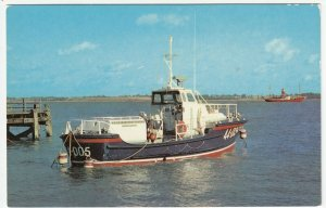 RNLI Harwich Lifeboat Margaret Graham PPC By Jarrold, Unposted, c 1970's