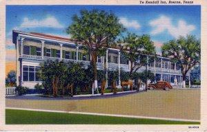 [ Linen ] US Texas Boerne - Ye Kendall Inn