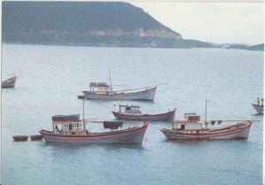Deo co ma, Khanh Hoa, Co Ma Pass, Vietnam, 1991 used Postcard