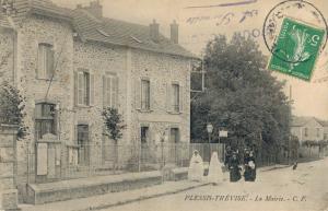 France Plessis Trévise La Mairie 02.88