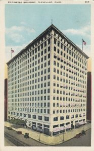 CLEVELAND , Ohio, 1910s ; Engineers Building