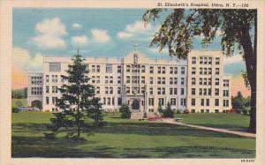 New York Utica Saint Elizabeths Hospital Curteich