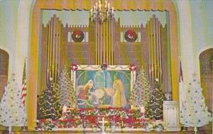 Indiana Manchester Estelle Peabody Memorial Home Chapel United Presbyterian C...