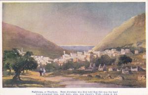 NABLOUS (or SHECHEM) , Palestine , 00-10s