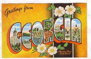 Greetings from Georgia, 30-40s